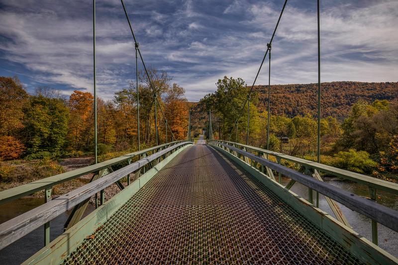 Corbett Bridge Grading, Downsville