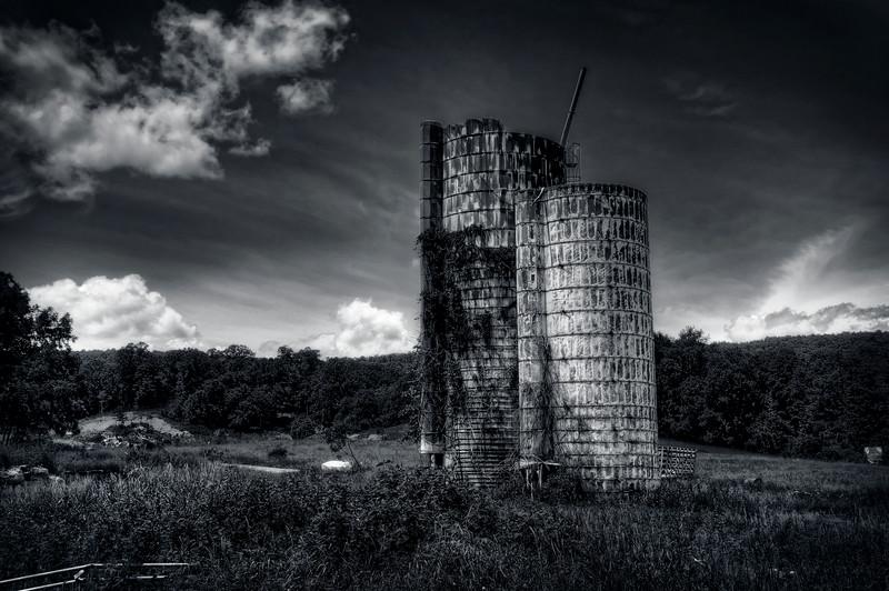 Desolate Silo's