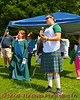 Opening ceremonies for the Cortland Celtic Festival at the Dwyer Memorial Park in Little York, New York.
