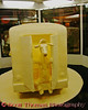 An annual attraction at the New York State Fair, the butter sculpture is inside a large refrigerated display in the Dairy Building near Syracuse, New York.