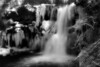 Akron Falls 012212 34 bw dreamy DSC_7743