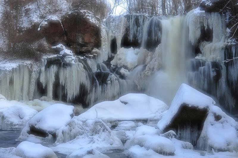 Akron Falls 012212 25 dreamy DSC_7725