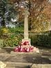 Upton War Memorial: Heath Road: Upton
