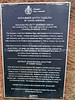 """""""Jugglers"""" sculpture plaque: Liverpool Road and Countess Way Roundabout: Upton"""