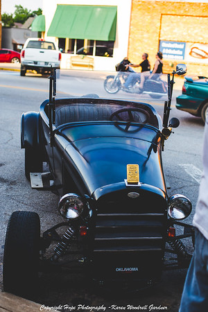 Uptown Cruise Night 2015
