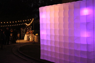 Uptown Selfies LED Inflatable Photo Booth
