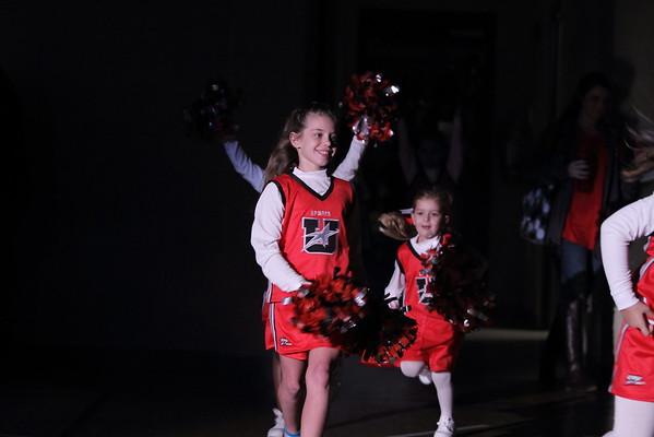 Bobcats and Jags Cheer