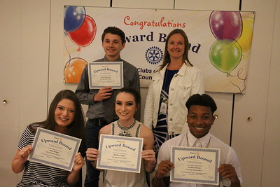 Upward Bound Ceremony March 2017 Secondary