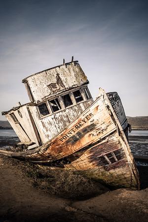 Point Reyes Shipwreck