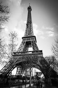 Paris, Un Jour de Février 2018