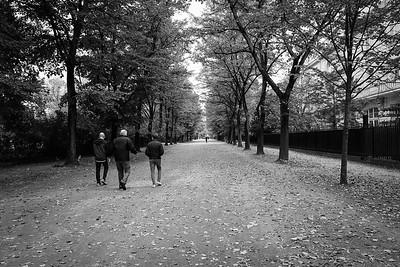 Paris, Un Jour d'Octobre 2020