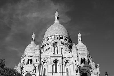 Paris, Un Jour de 2016, à Montmartre