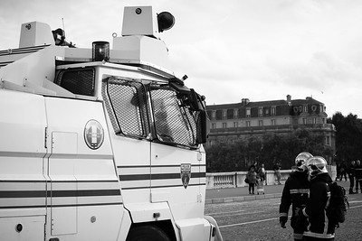 Paris, Un Jour D' Octobre 2019,  Un Jour de Manif