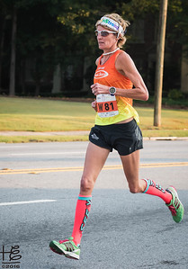 Elite female runner