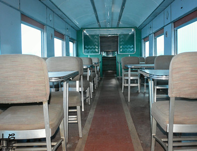 07-12-14 .... and here is train dining room.