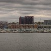 Sailboats on the Inner Harbor