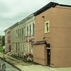 East Baltimore row houses