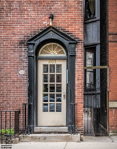 Door on Eugenie Street
