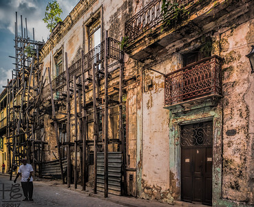 Old Havana: Building Restoration