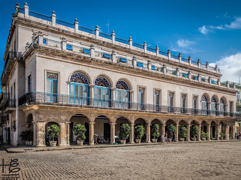 Hotel Santa Isabel Old Havana