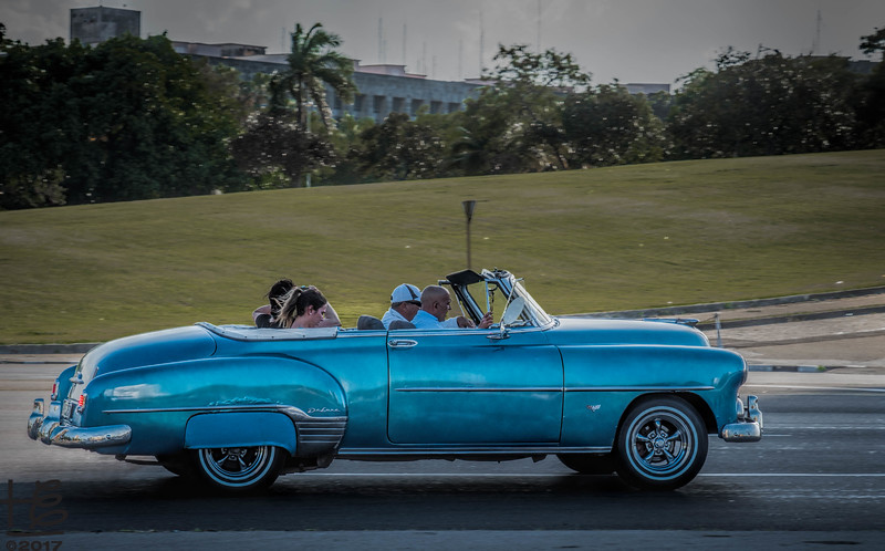 Old Havana convertible