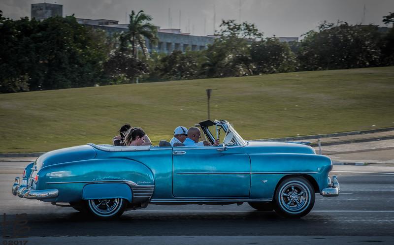 Old Havana convertible
