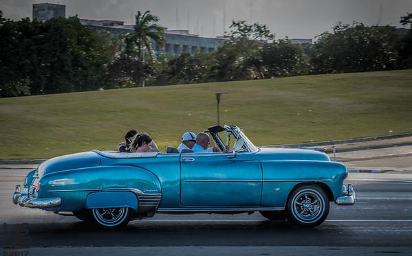 Havana: Classic Cars