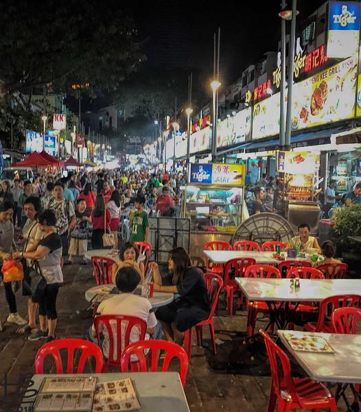 Jalan Alo Food Night Market