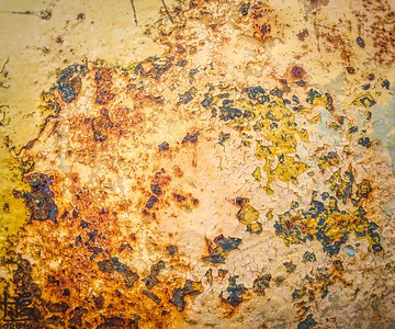 Close-up of rust