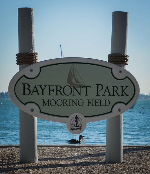 Sign @ Bayfront Park
