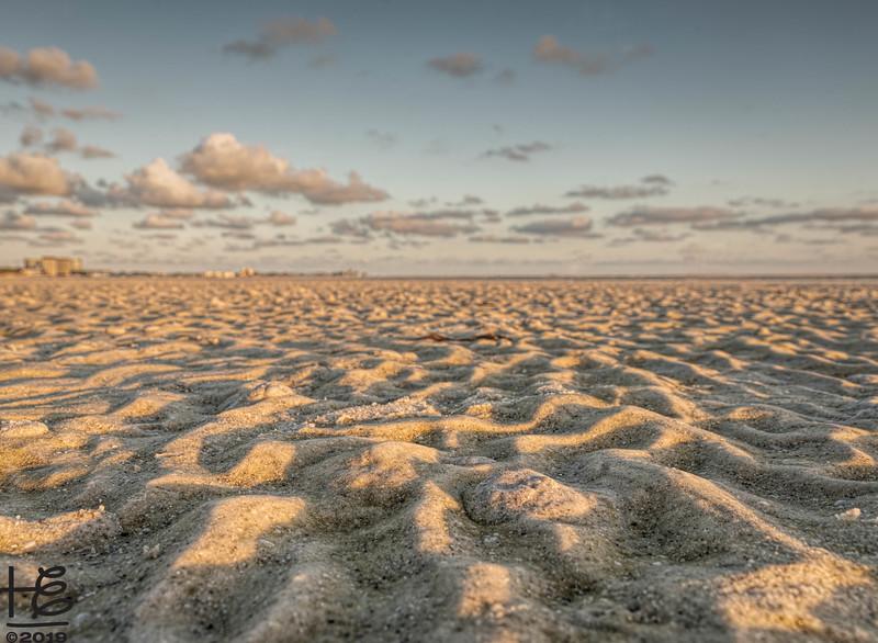 North Lido beach