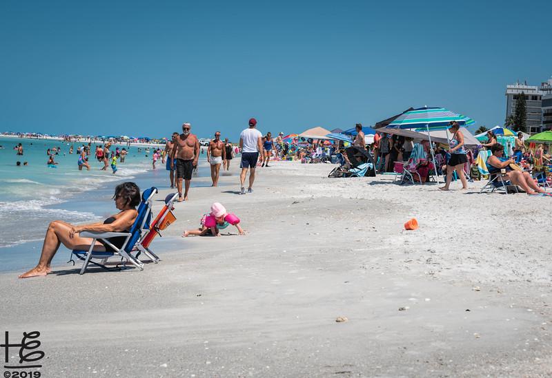 Lido public beach