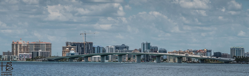 Sarasota city view