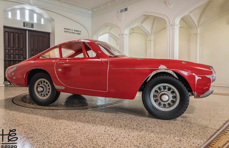 Mnemonic Vehicle No. 1 (Ferrari Berlinetta), 2014