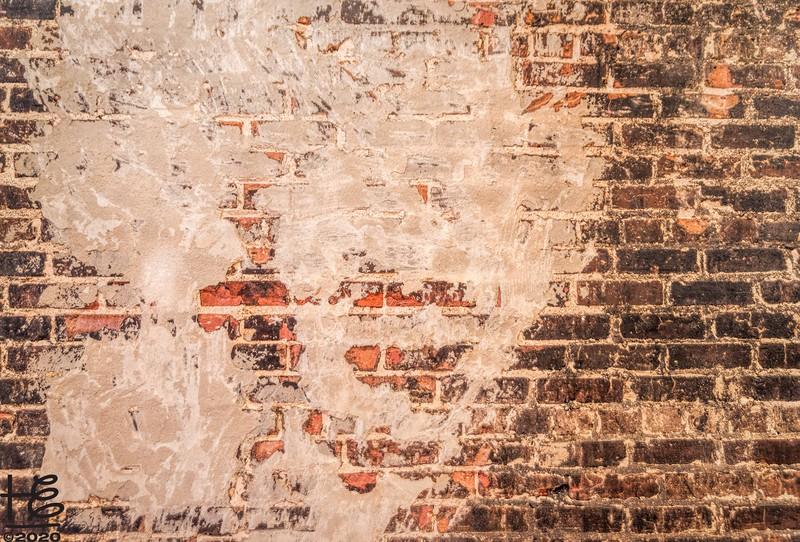 Original building brick