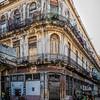 Non-tourist Havana street scene