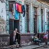 Old Havana street scene