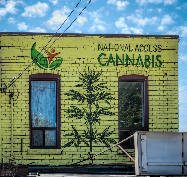 Cannabis access