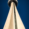 Abstract CN Tower