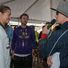 Dani Fischer, Michael Moore and Karl Schmitt.