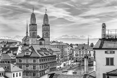 Grossmünster Zürich