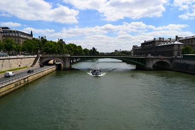 Paris - Seine River