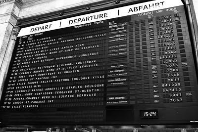 Paris - Railway-station