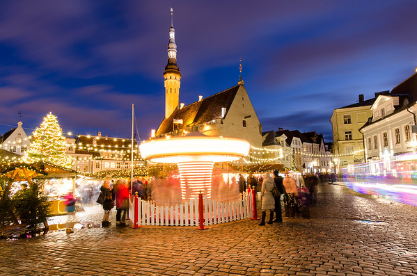 Christmas Market at Town Hall Square 2017