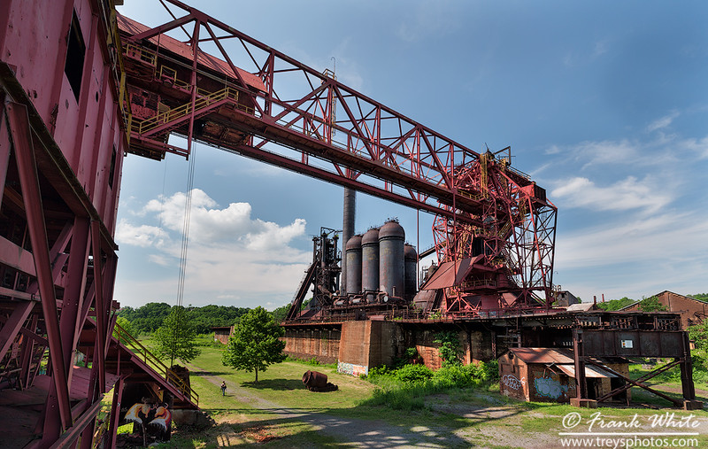 Carrie Furnaces #39