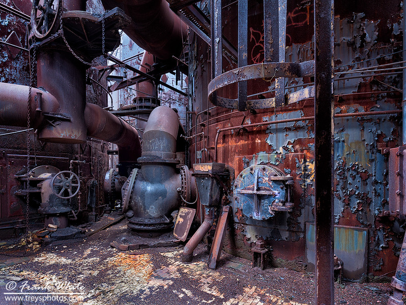 Carrie Furnaces #20