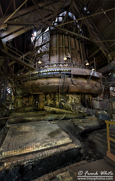 Carrie Furnaces #37