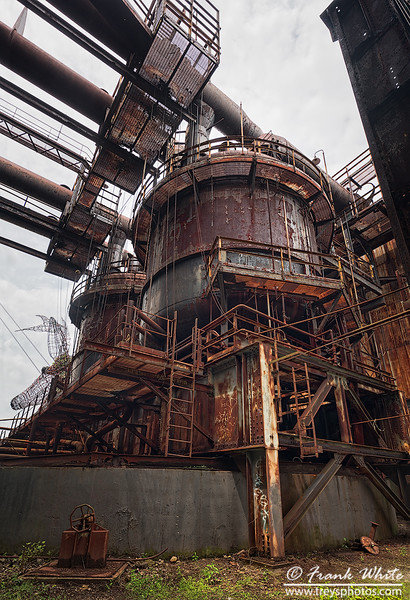 Carrie Furnaces #13