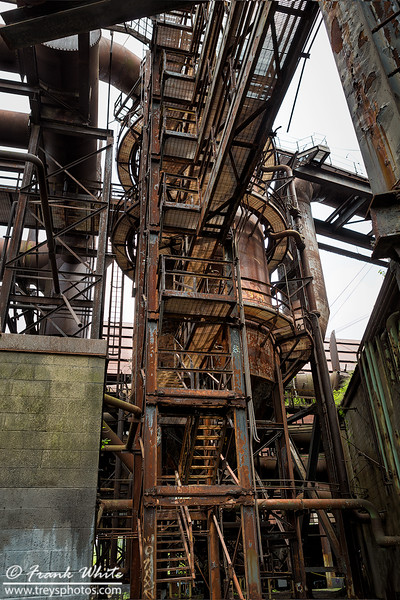 Carrie Furnaces #21