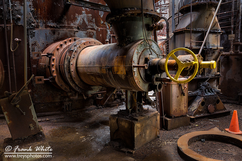Carrie Furnaces #25